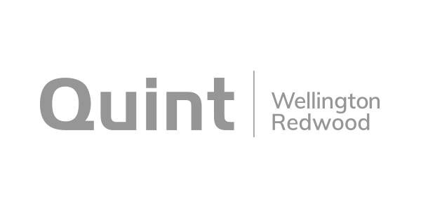 Logo Quint Wellington Redwood